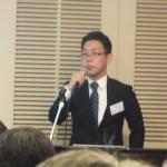講演講師 ㈱大塚商会 トータルソリューショングループ TMS支援課  金山 広治氏