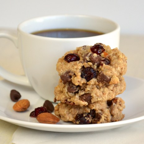 85 calorie healthy breakfast or pre-workout cookies!