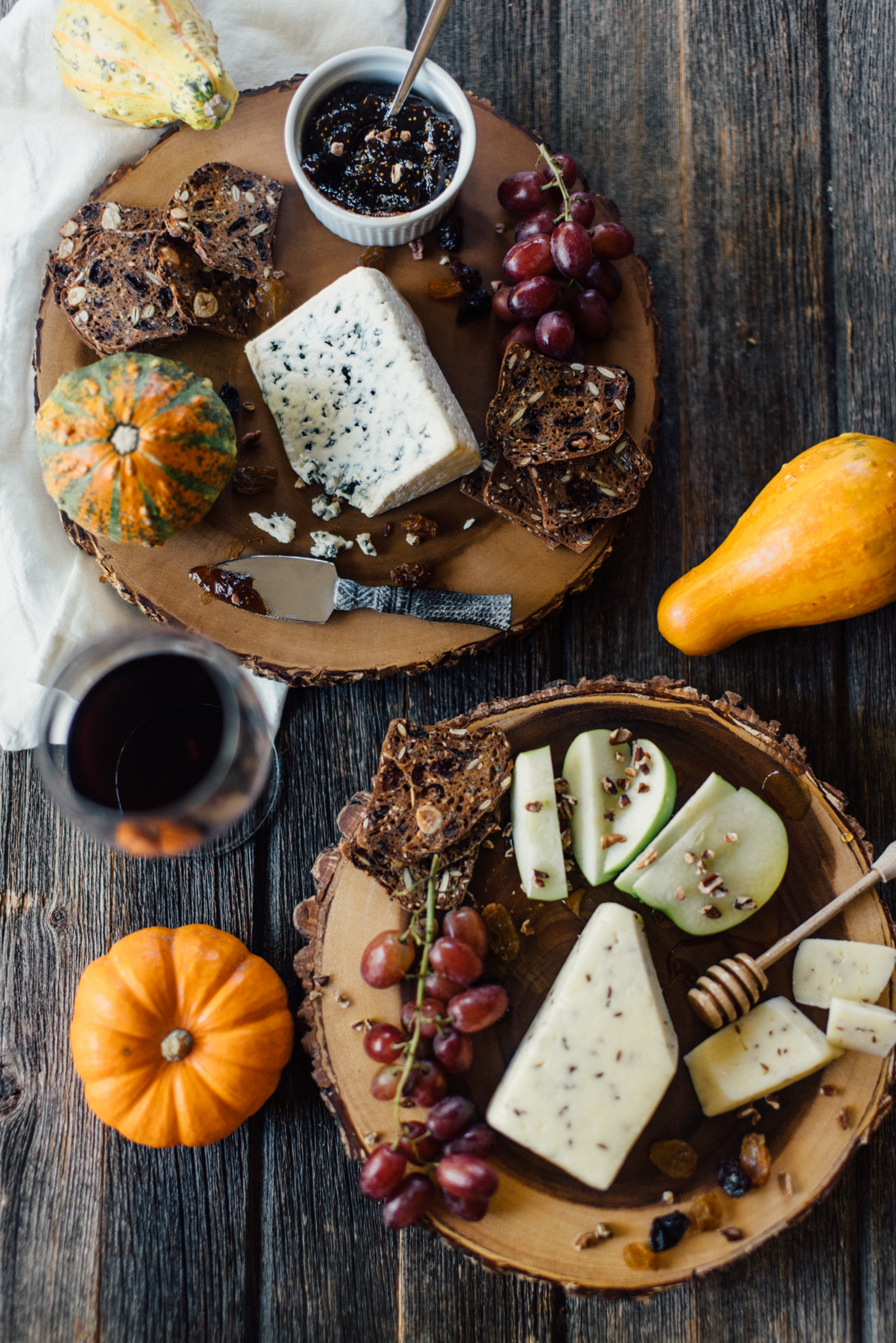 Harvest Cheese Board