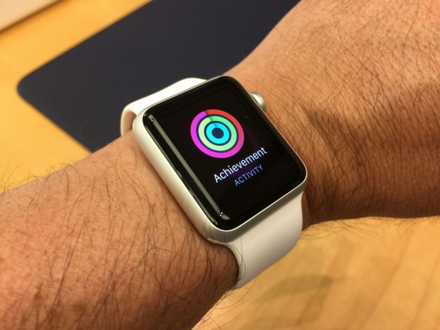 Apple Watch deliver