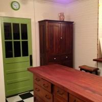 71. Baseboard, Crown, and Cupboard