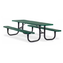 Virco Outdoor Picnic Table Bt19318d on Sale Now