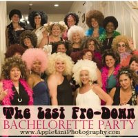 Bachelorette Party Theme: The Last Fro-Down