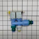 OEM Manufacturer Part Number 67006322 Whirlpool Water Valve- Dual
