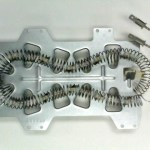 Samsung Clothes Dryer Heating Element DC47-00019A