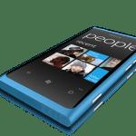 Le Nokia Lumia 800 Cyan à 1€ chez Bouygues Telecom