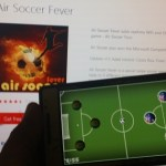 Application Windows Phone: Air Soccer Fever, un jeu extrêmement addictif!