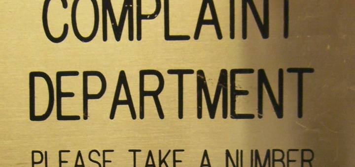 Filing a Complaint Against ES Appraisal Services