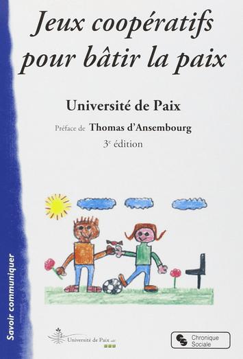 Ce livre est une source didées et dinspiration pour conforter lévolution vers les jeux coopératifs. Ceux,ci proposent une alternative concrète à la