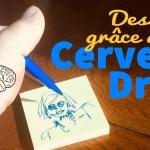 Dessiner grâce votre Cerveau Droit … et Johnny Depp