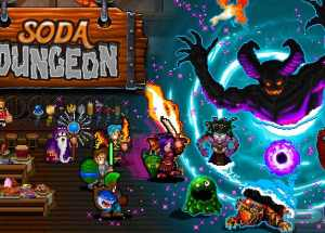 Soda Dungeon for PC (10/ 8/ 7) And MAC
