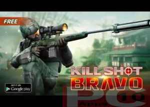 KILL SHOT BRAVO FOR WINDOWS (10/8/7) PC AND MAC