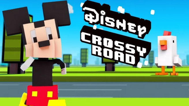 Disney Crossy Road FOR PC WINDOWS AND MAC