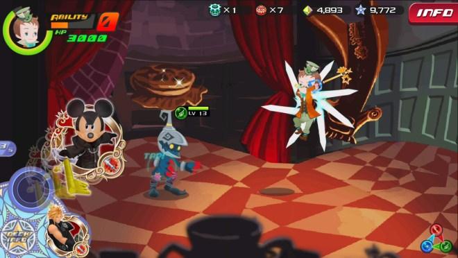 Kingdom Hearts Unchained X mac
