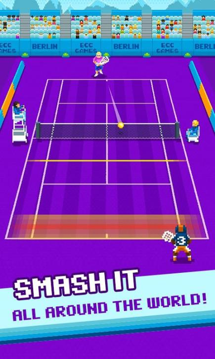 One-Tap-Tennis
