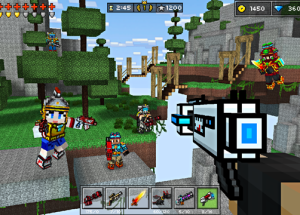 Pixel Gun 3D FOR PC WINDOWS (10/8/7) AND MAC