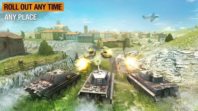 World of Tanks Blitz pc