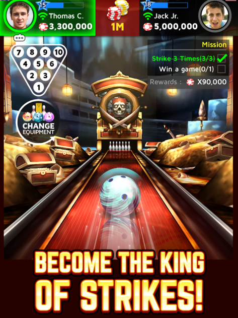 Bowling King pc