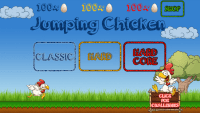 Jumping Chicken for Windows 10/ 8/ 7 or Mac