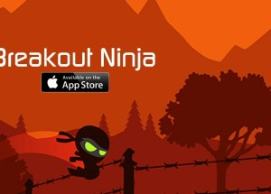 Breakout Ninja for Windows 10/ 8/ 7 or Mac