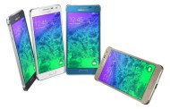 Samsung Galaxy Alpha: a mid-range metal Android smartphone