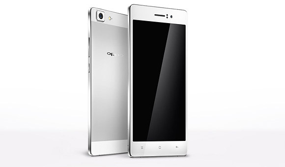 Oppo R5 launched with an official 'thinnest smartphone' tag