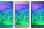 How to take a screenshot on Samsung Galaxy Alpha