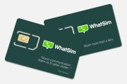 Use WhatSim to access WhatsApp from anywhere in the world without Internet