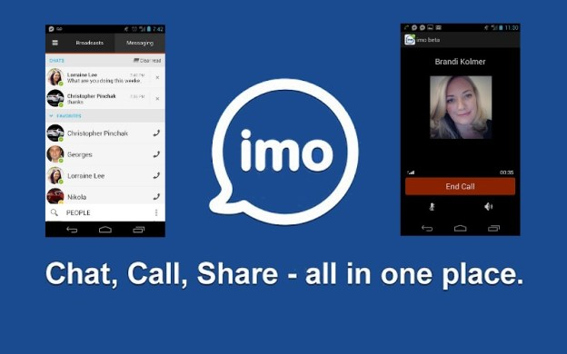 Download Imo apk for android