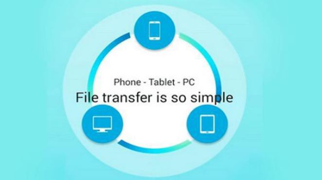 shareit file transfer app