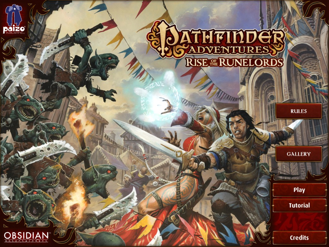 Pathfinder Adventure for PC download