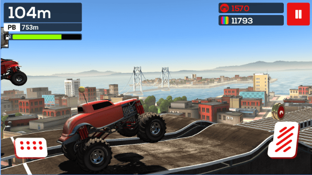 MMX Hill Climb for PC Game