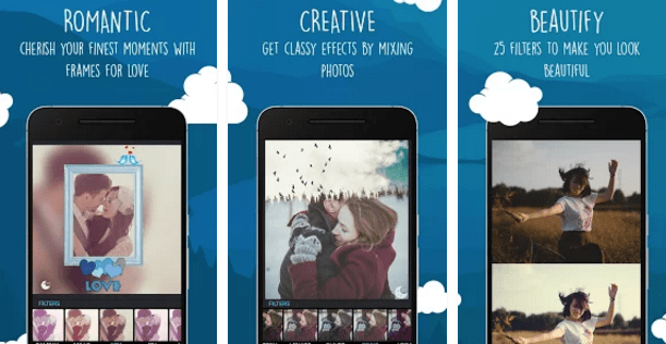 Lune Photo Frames for pc download