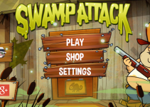 Swamp Attack Game