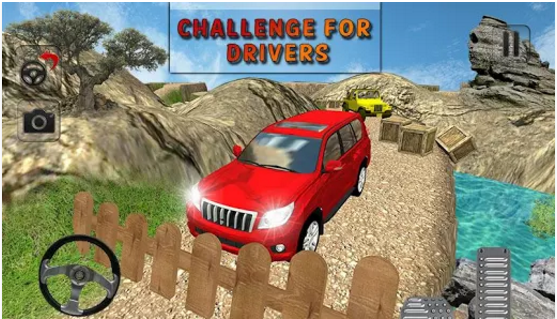 crazy offroad prado driving for pc download