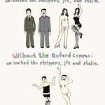 """¿Qué es y cómo se usa la """"OXFORD COMMA"""" en inglés?"""