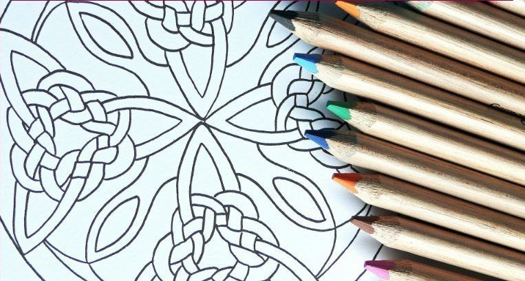Mandalas para niños: Cuadernillo para imprimir