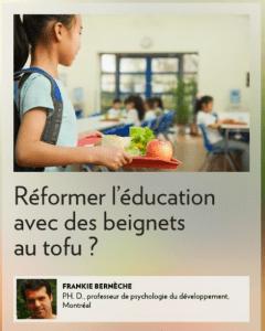 reforme education