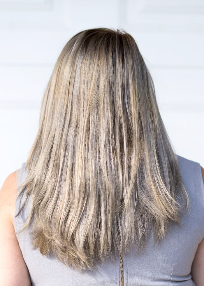 diy gray hair with ion color brilliance