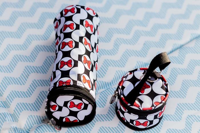 Disney Baby Minnie Mouse Diaper Bag-6628