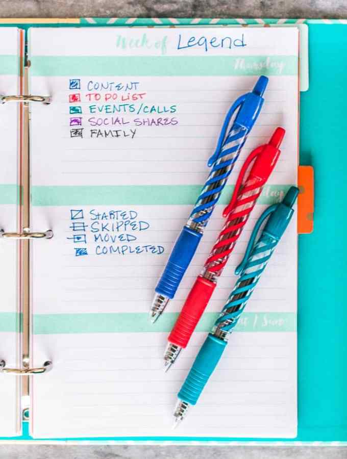 pilot pens (1 of 2)