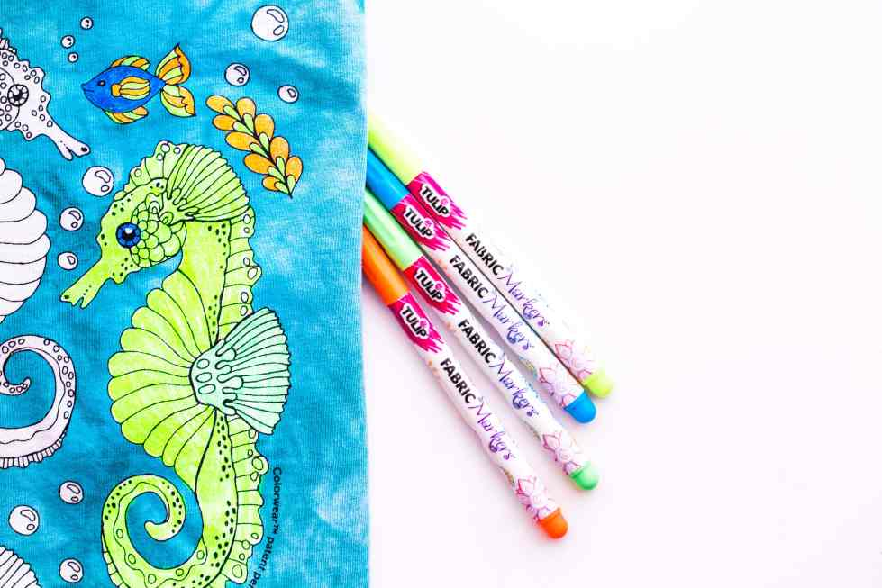 Adult Coloring Party with Printable