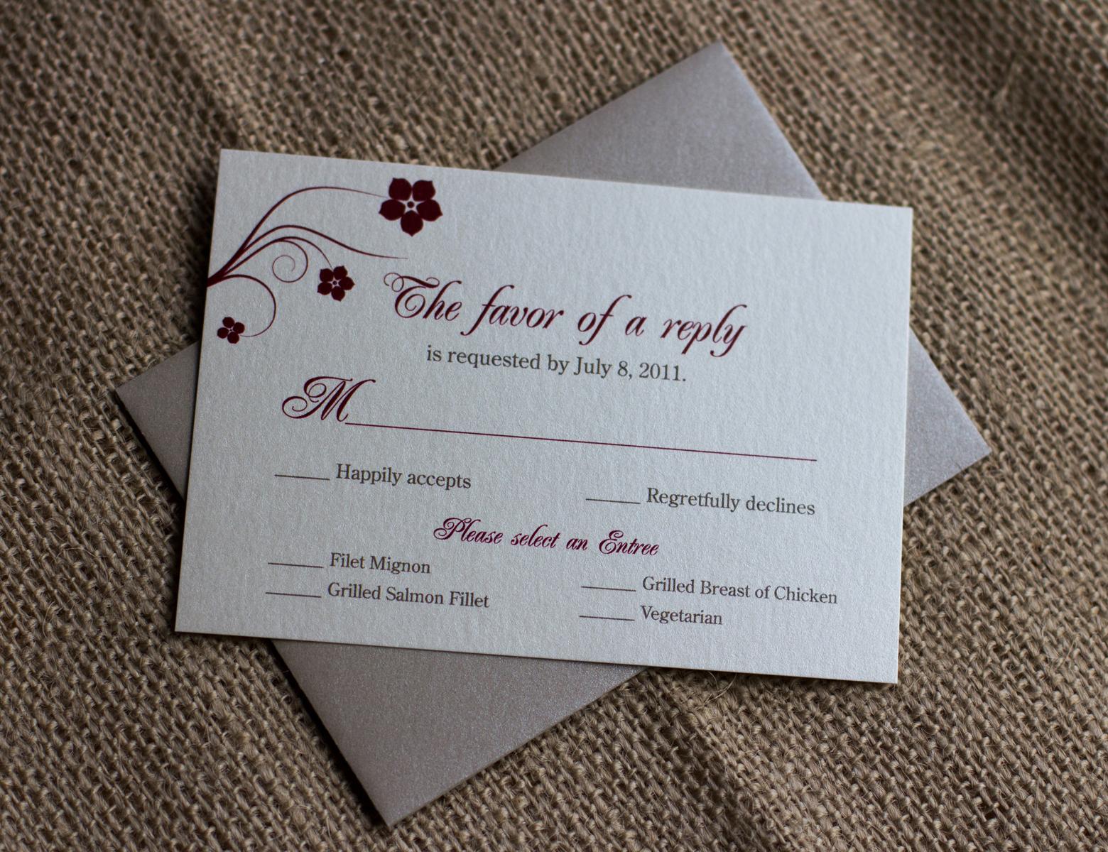 katie michaels wedding invitation suite michaels wedding invites Comments