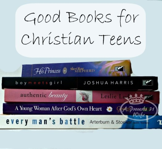 Christian book for teen girls about dating