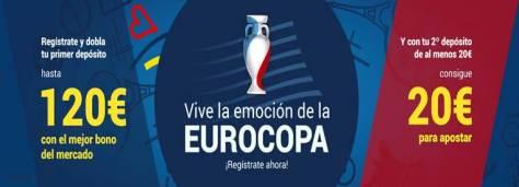 bono eurocopa Luckia