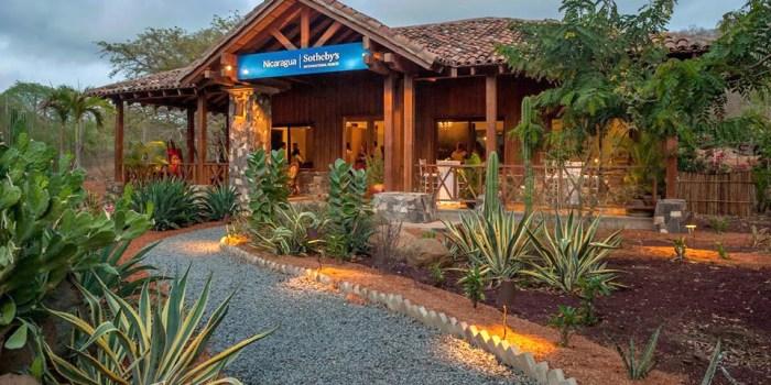 Sotheby's Nicaragua is open