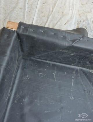 des bacs en bois pour votre syst me d 39 aquaponie. Black Bedroom Furniture Sets. Home Design Ideas