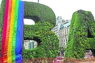 buenos aires gay bandera