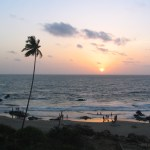 Arabian Sea, Anjuna Beach (Goa)