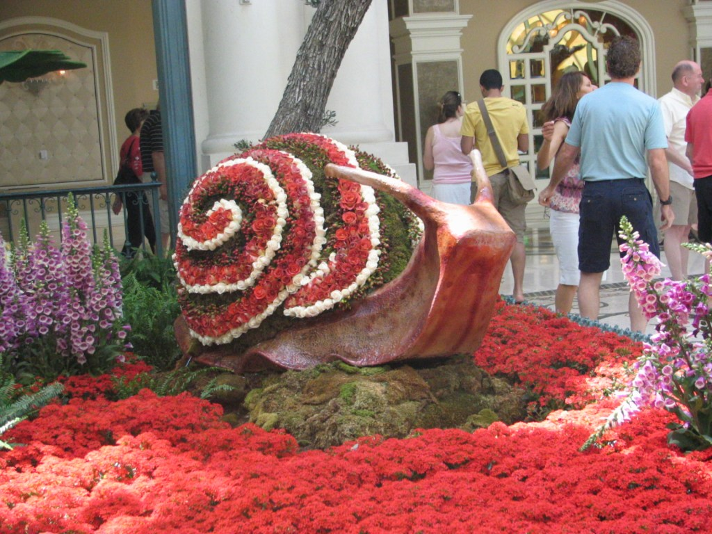 Bellagio Flower Garden, Las Vegas